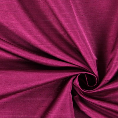 Opulent Magenta 100% polyester 150cm |Plain Dual Purpose