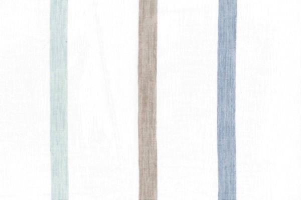 Asteriod Skyline  100% Polyester  300cm drop | Vertical Stripe