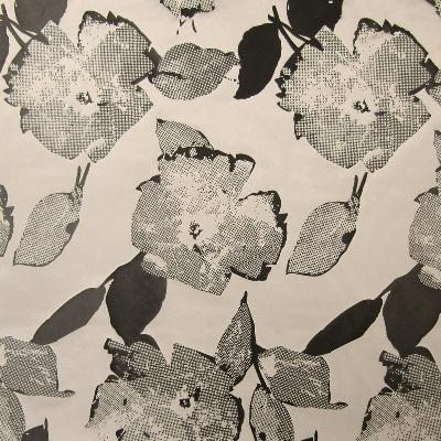 Santa Monica Pewter   64% polyester/ 36% linen    140cm |81.5cm    Dual Purpose