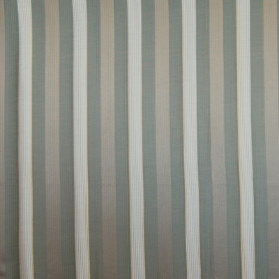 Emperor Duck Egg 63% polyester/ 37% linen 140cm | Vertical Stripe Curtaining