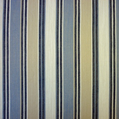 Somerville Denim 40% cotton/ 40% viscose/ 20% linen 140cm | Vertical Stripe Dual Purpose