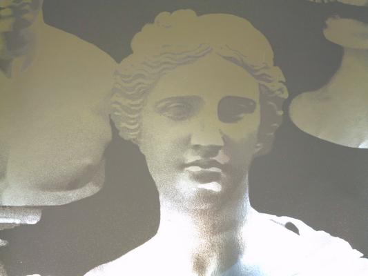 Mezzo (Foil) Granite 64cm