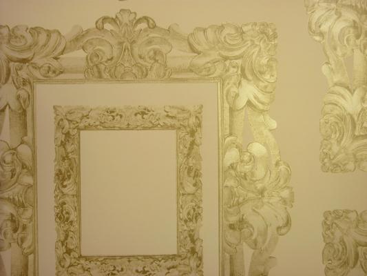 Mirror Mirror Parchment 76.2cm