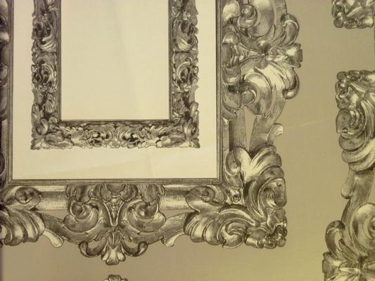 Mirror Mirror Mist 76.2cm