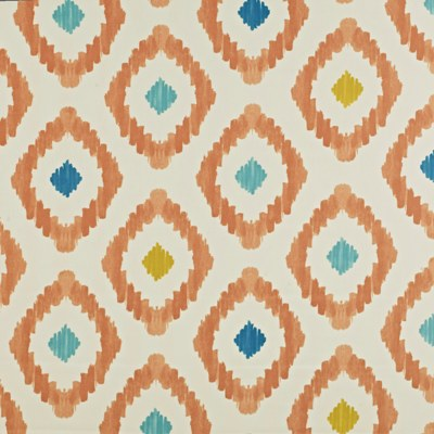 Mira Jaffa  100% Cotton  137cm wide | 64cm repeat  Curtaining