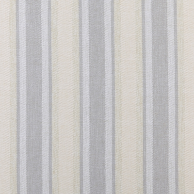 Bowmore Pebble  100% Polyester  139cm wide | Vertical Stripe  Dual Purpose