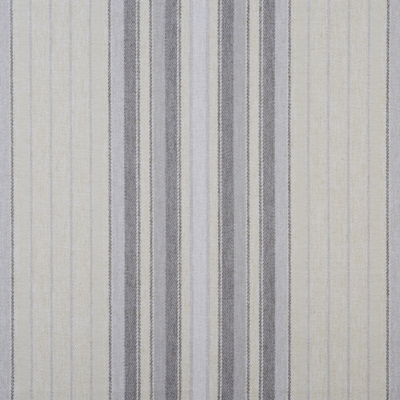 Braemar Pebble  100% Polyester  139cm wide | Vertical Stripe  Dual Purpose