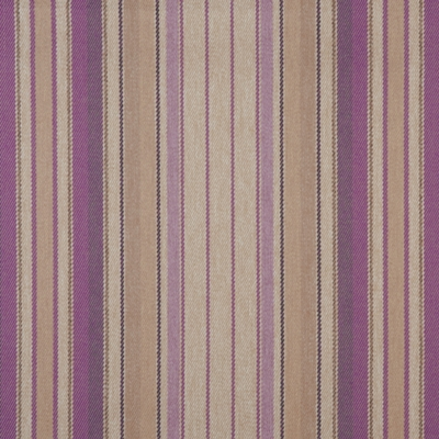Braemar Thistle  100% Polyester  139cm wide | Vertical Stripe  Dual Purpose