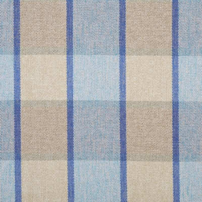 Solway Loch  100% Polyester  140cm wide | 17.5cm   Dual Purpose