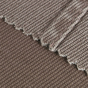 CAVALRY TWILL | A smooth-surfaced, 63 degree diagonal twill fabric with pronounced ribs, woven of worsted wool yarns.