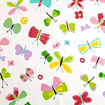 Flitter Petal  100% Cotton  137cm wide | 64cm  Curtaining
