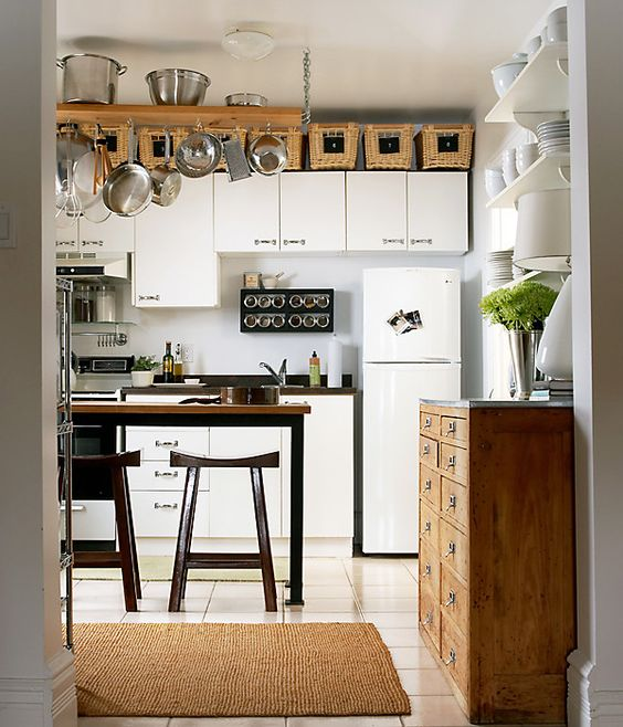 SMALL KITCHEN BIG STYLE: DYNAMITE STYLE IN A SMALL PACKAGE