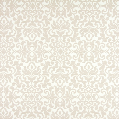 Damask Natural  46% Visc/ 34% Poly/ 20% Lin  148cm wide | 58cm  Dual Purpose 12,000 Rubs