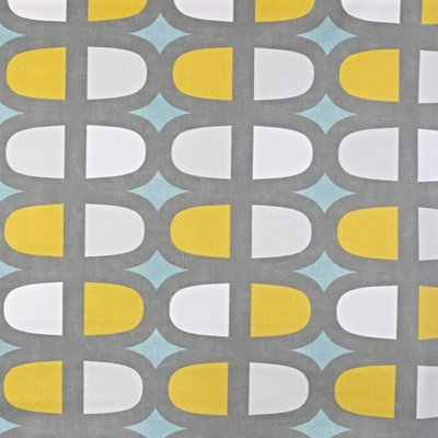 Docklands Duck Egg 100% Cotton 137cm wide | 64cm Curtaining