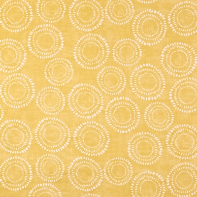Embankment Saffron  100% Cotton  137cm wide | 64cm  Curtaining