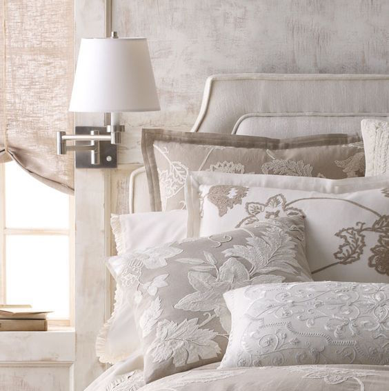 Simple Bedroom Updates update a neutral bedroom with this simple styling idea — stuart