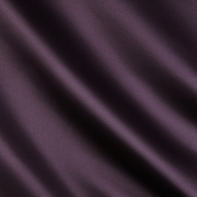 Royalty Damson 100% Polyester 137cm wide | Plain Dual Purpose 20,000 Rubs