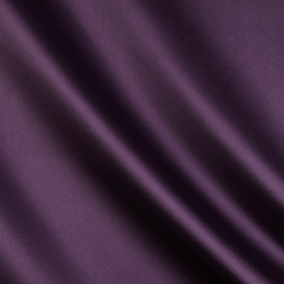Royalty Plum 100% Polyester 137cm wide | Plain Dual Purpose 20,000 Rubs