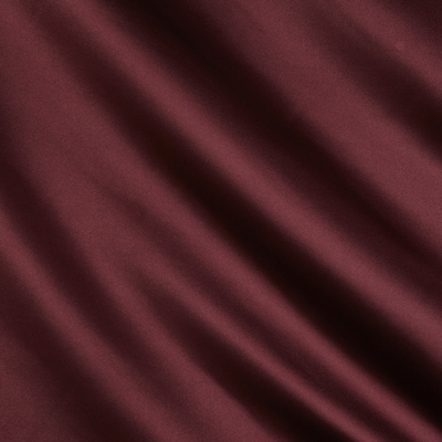 Royalty Bordeaux 100% Polyester 137cm wide | Plain Dual Purpose 20,000 Rubs