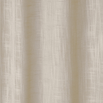 Cloud Linen 100% Polyester 280cm drop | plain Curtaining