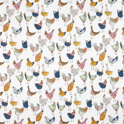 Harriet Vintage  100% Cotton  140cm wide | 64cm  Curtaining & accessories