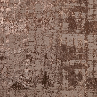 Aphrodite Copper  100% Polyester  145cm wide | 50cm  Curtaining
