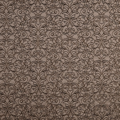Hera Copper  100% Polyester  141cm (usable 132cm) | 31cm  Embroidery