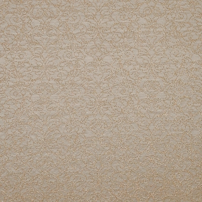 Hera Gilt  100% Polyester  141cm (usable 132cm) | 31cm  Embroidery