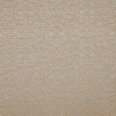 Hera Gilt  100% Polyester  141cm (usable 132cm)| 31cm  Embroidery