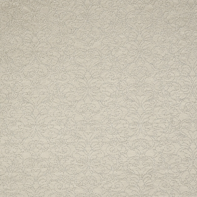 Hera Opal 100% Polyester 141cm (usable 132cm) | 31cm Embroidery