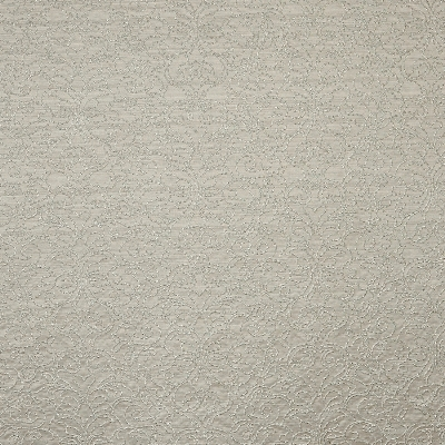 Hera Sterling  100% Polyester  141cm (usable 132cm)| 31cm  Embroidery