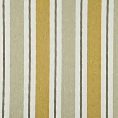 Canford Jonquil  100% Cotton  Approx. 140cm | Vertical Stripe  Dual Purpose 48,000 Rubs