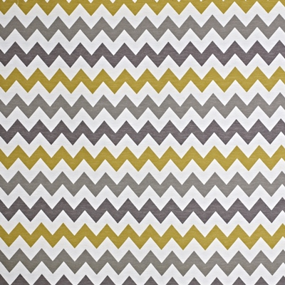 Graphix Citron 74% Cotton/ 26% Polyester Approx. 145cm | 21cm Curtaining