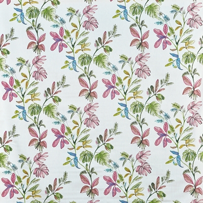 Kew Orchid  100% Cotton  Approx. 137cm | 64cm  Curtaining