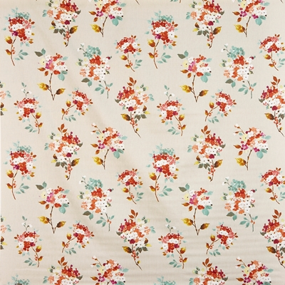 Merewood Apricot  100% Cotton  Approx. 137cm | 63.5cm  Curtaining