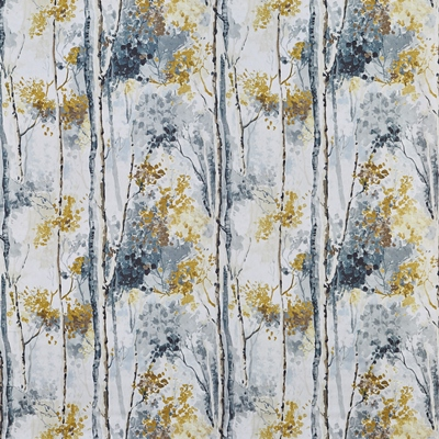 Silver Birch Shadow  100% Cotton  Approx. 137cm | 64cm  Curtaining
