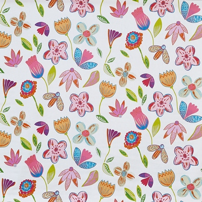 Coconut Grove Tutti Frutti 100% Cotton Approx. 137cm | 64cm Curtaining