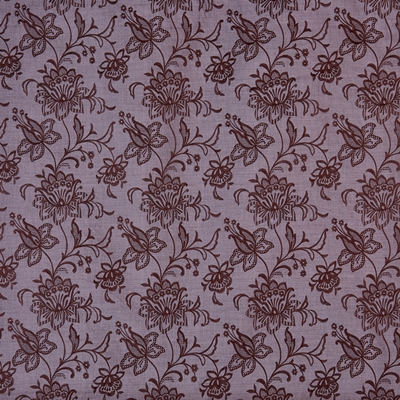 Veneto Damson  61% Viscose/ 39% Polyester  140.5cm (useable 138cm) | 32cm  Curtaining & Accessories  Embroidered