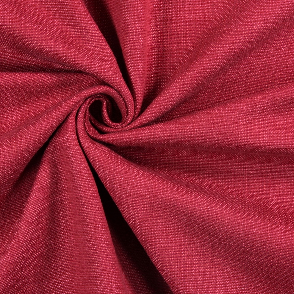Galway Rasberry  100% Cotton  140cm | Plain  Dual Purpose 20,000 Rubs