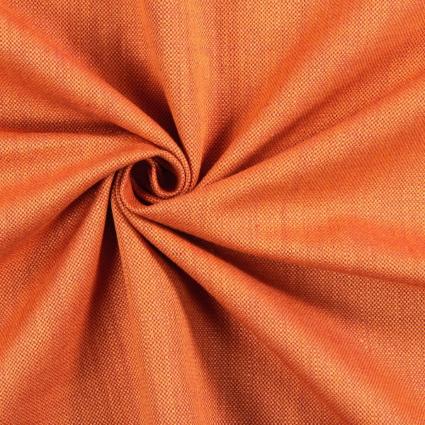 Galway Mandarin  100% Cotton  140cm | Plain  Dual Purpose 20,000 Rubs