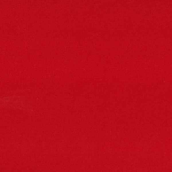 Dicey Scarlet  100% Cotton  140cm | Plain  Upholstery 25,000 Rubs