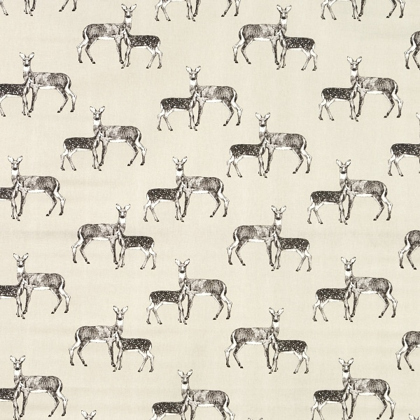 Deer Canvas  100% Cotton  137cm | 63cm  Curtaining