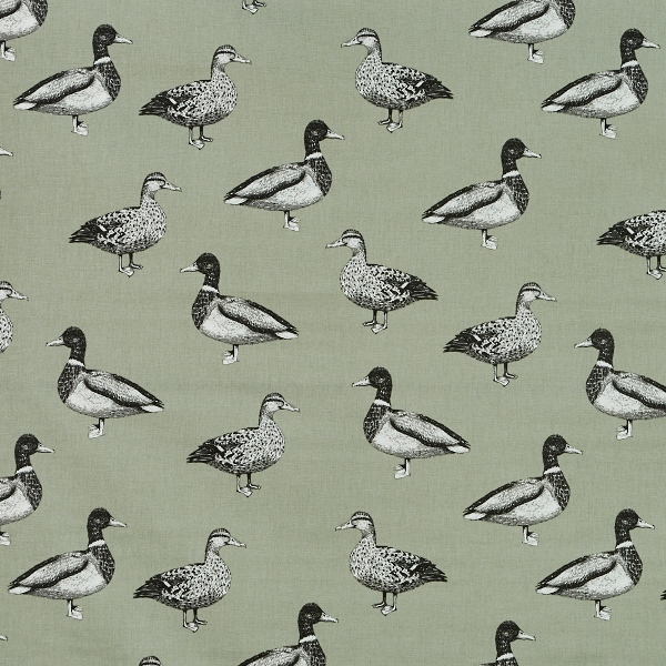 Duck Stone  100% Cotton  137cm | 63cm  Curtaining