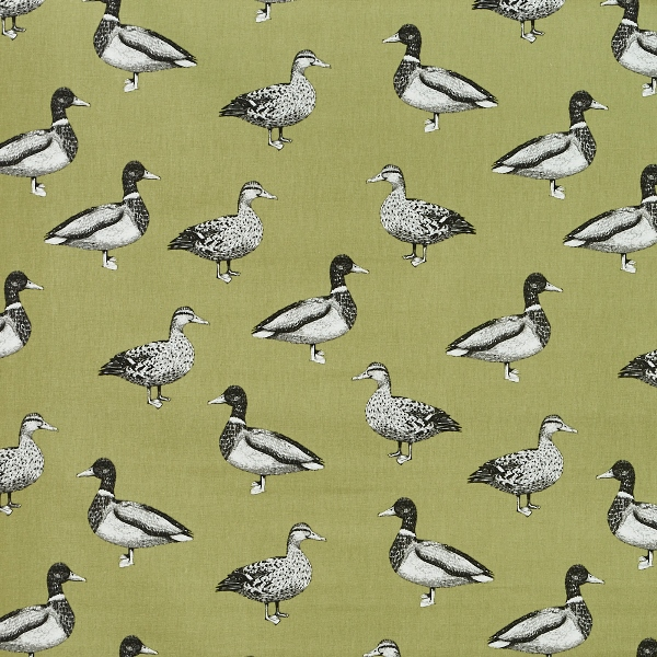 Duck Willow  100% Cotton  137cm | 63cm  Curtaining