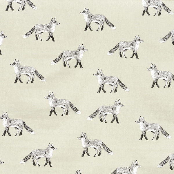Fox Canvas  100% Cotton  137cm | 63cm  Curtaining