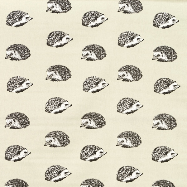 Hedgehog Canvas  100% Cotton  137cm | 32cm  Curtaining