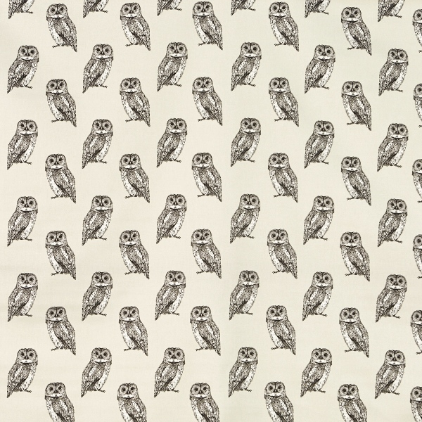 Owlet Canvas  100% Cotton  137cm | 15.5cm  Curtaining