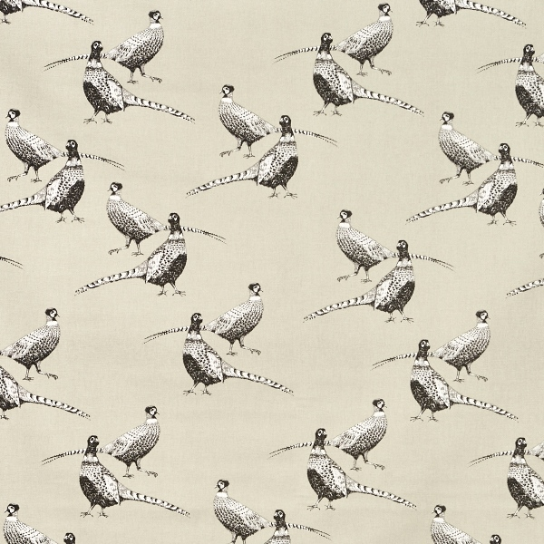 Pheasant Canvas  100% Cotton  137cm | 63cm  Curtaining