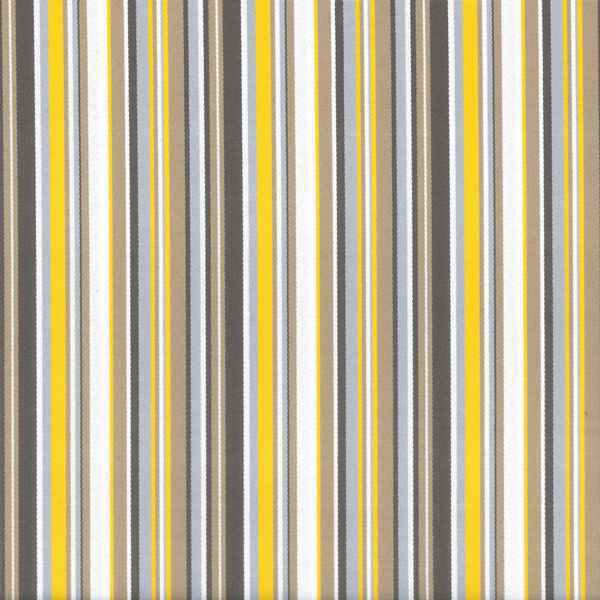 Portico Harvest  73% Polyester/ 27% Acrylic  Approx. 140cm | Vertical Stripe  Indoor/ Outdoor + 25,000 Rubs