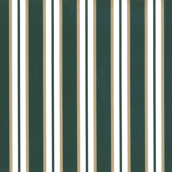 Courtyard Nile  73% Polyester/ 27% Acrylic  Approx. 140cm | Vertical Stripe  Indoor/ Outdoor 40,000 Rubs